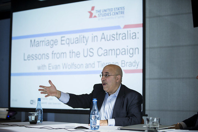 Marriage Equality in Australia: Lessons from the US campaign