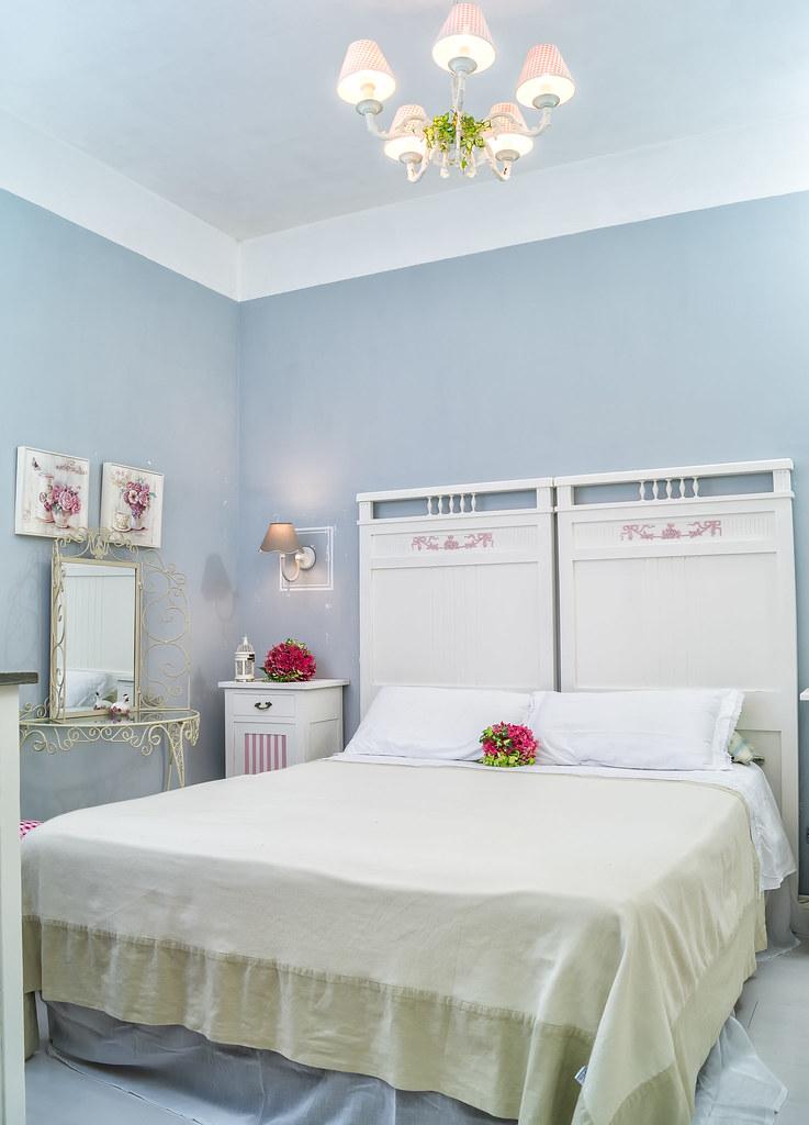 Camera da letto matrimoniale Shabby Chic | Camera da letto m… | Flickr