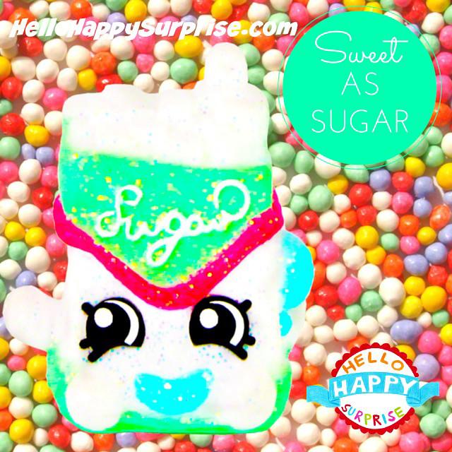 ... Hellohappysurprise 1 028 Sugar Lump Shopkins | By Hellohappysurprise