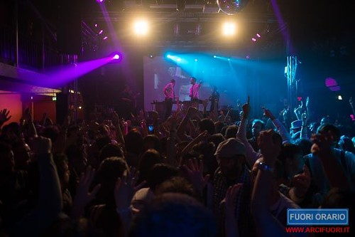13/12/2014 Twist & Shout al Fuori Orario