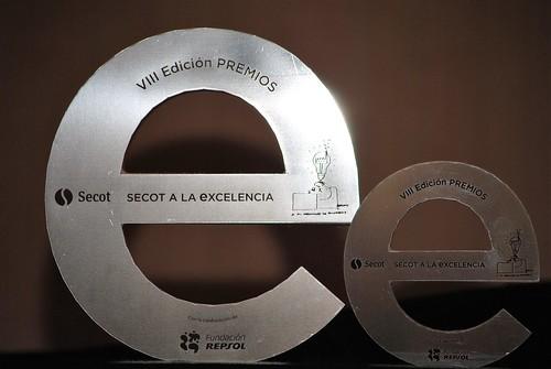 8ª Edición Premios SECOT a la Excelencia - Fundación Repsol