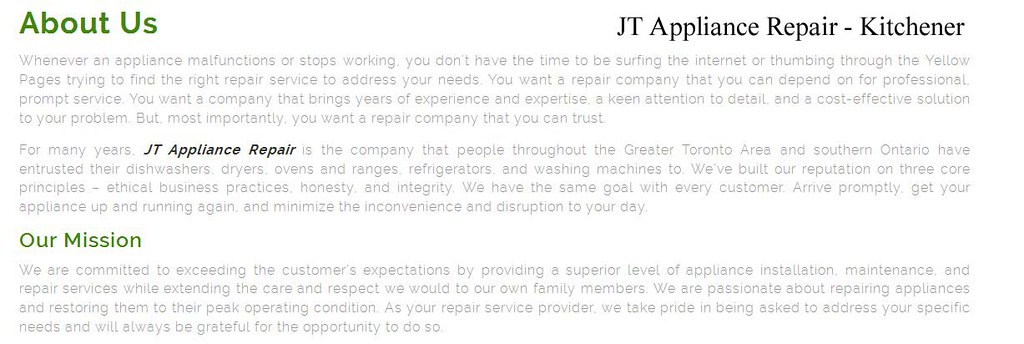 jt appliance repair   kitchener   flickr  rh   flickr com