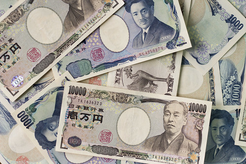 Japanese Yen Bills | by Japanexperterna.se
