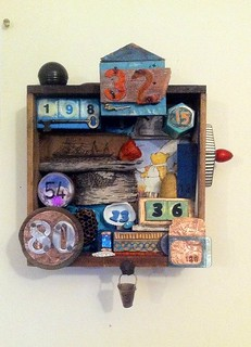 House number assemblage commission | by anne.dinan