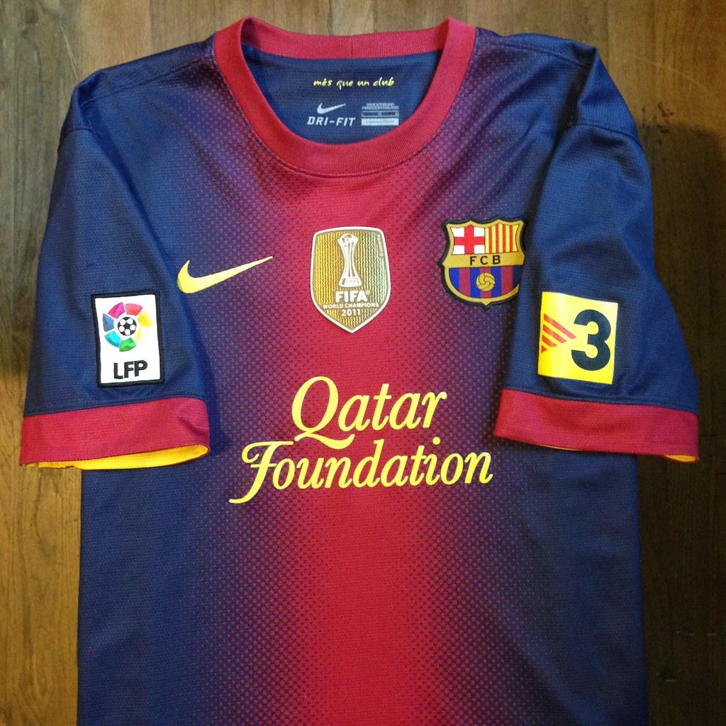 9043711bfdcf9 10 camisetas históricas del FC Barcelona en sus 119 años - Futbol Total