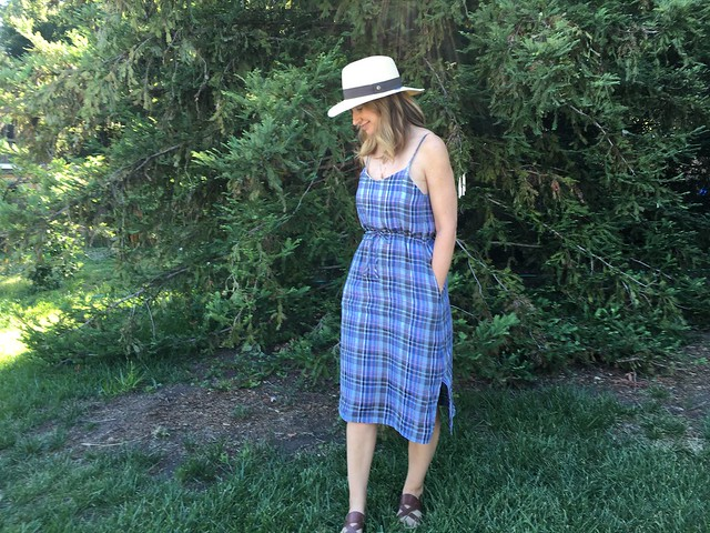 Outfit post :: summer dress