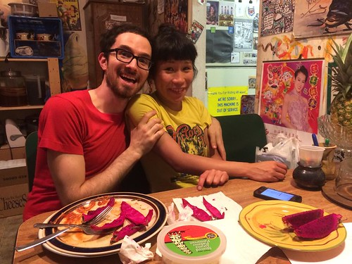 Fake Happiness at the table (July 8 2015)
