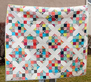 Florence Arkansas Crossroads Quilt | by Pitter Putter Stitch