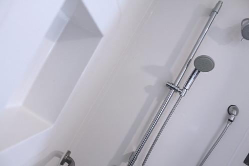 Altro Installed In Hospital Showers Altro Aquarius