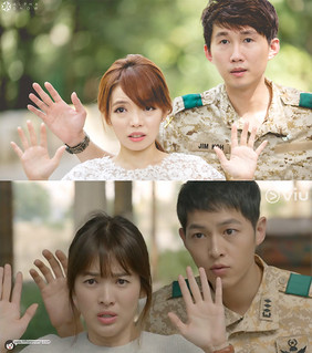 Descendants of the Sun Ep10 Surrender | by tiffanyyongwt