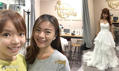 Wedding Crafters Cheryl Ng | by tiffanyyongwt