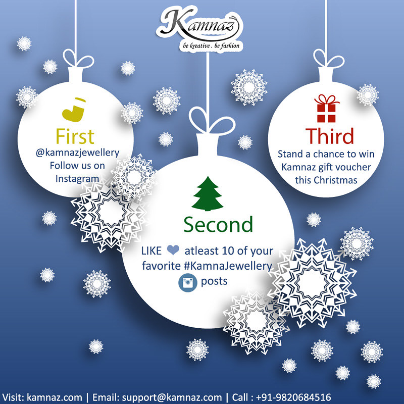 kamnaz-jewellery-christmas_promotion   instagram.com/kamnazj…   Flickr