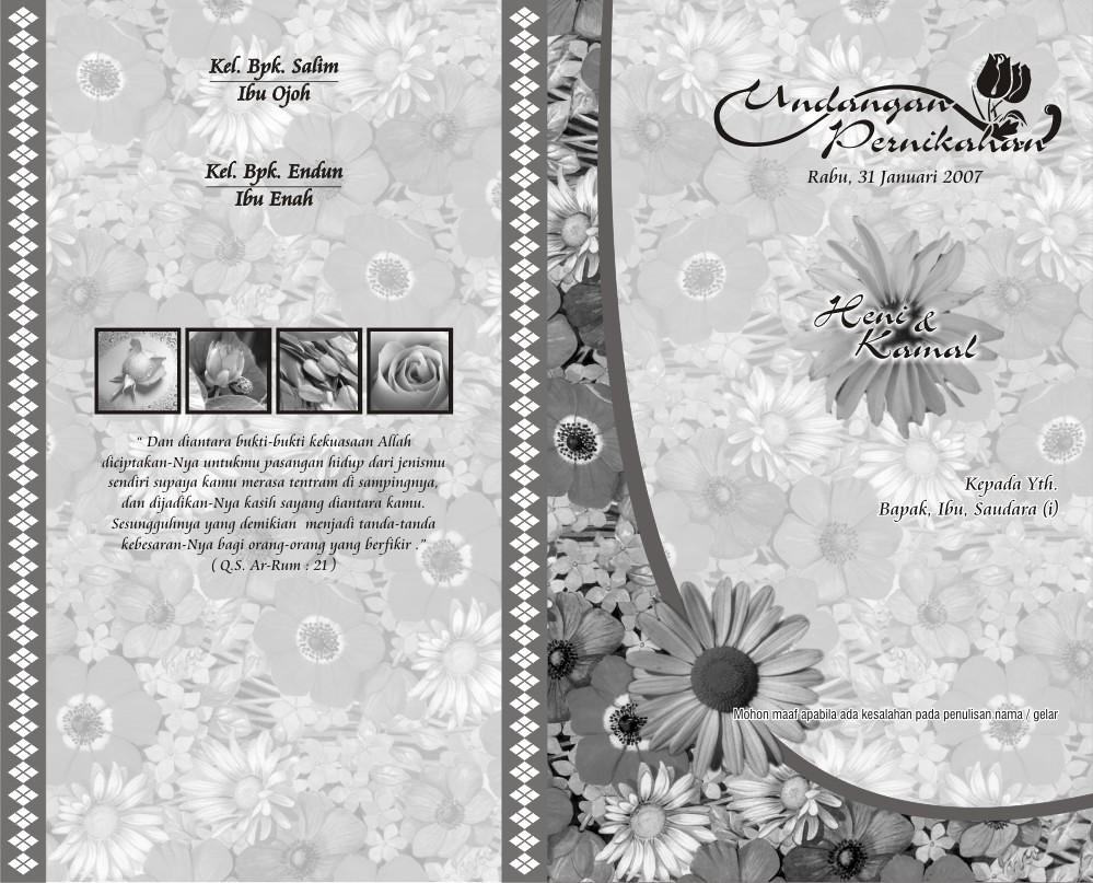 480+ Foto Free Download Desain Undangan Pernikahan Coreldraw X4 HD Terbaik Untuk Di Contoh