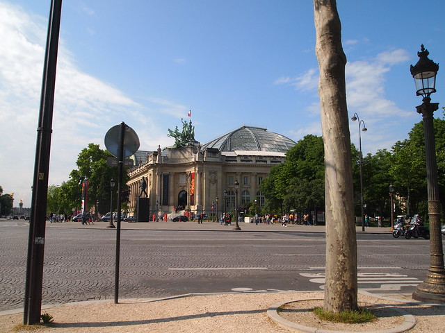 P5281829 シャンゼリゼ大通り L'Avenue des Champs-Élysées パリ フランス paris france