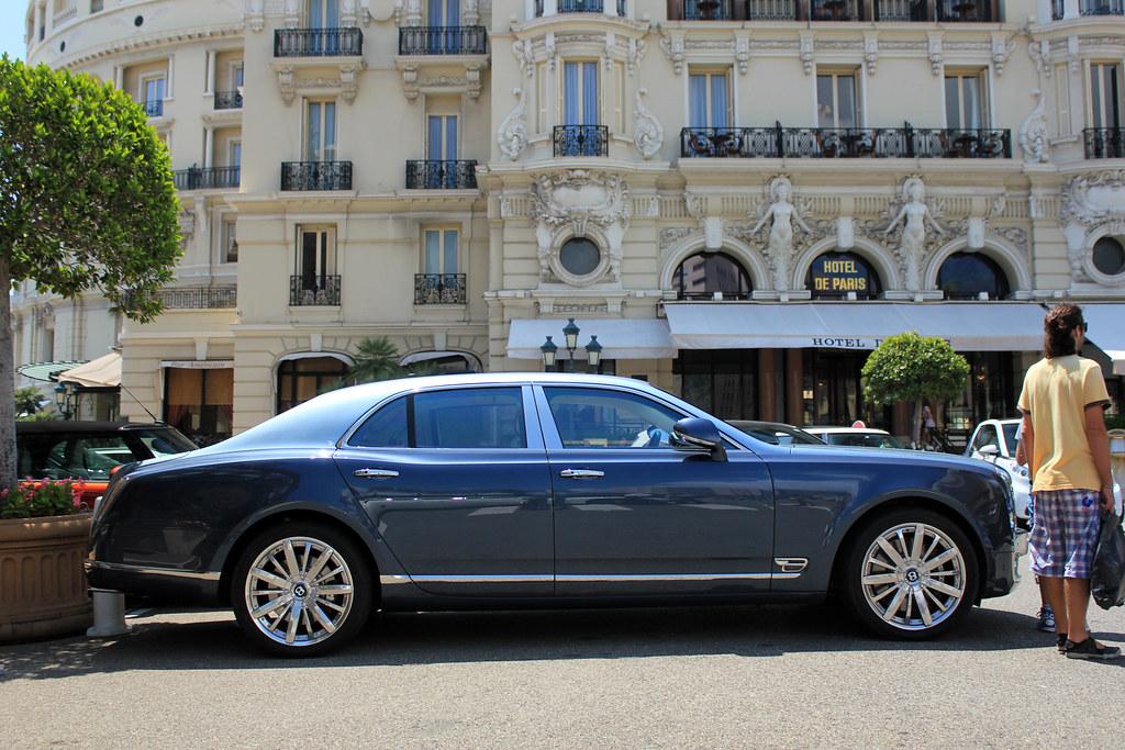 2013 Bentley Mulsanne Mulliner Driving Specification   Flickr