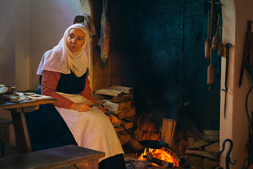 Medieval cooking | by hans s