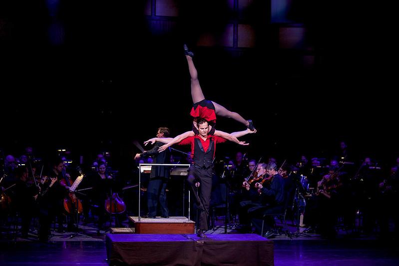 Cirque de Noel with the Grand Rapids Symphony