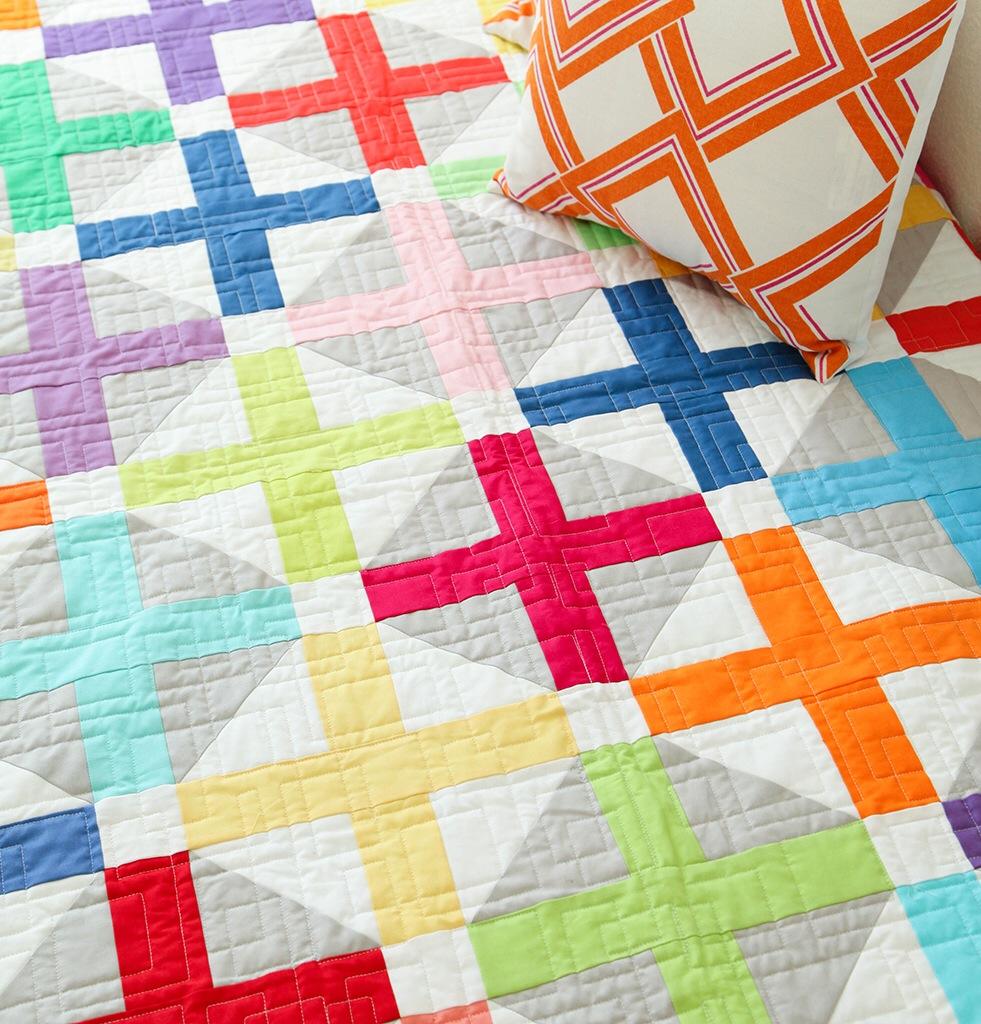 Hopscotch Quilt Pattern Hopscotch Quilt Pattern Diary Flickr