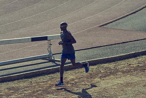 Mo Farah Nike Pegasus 33