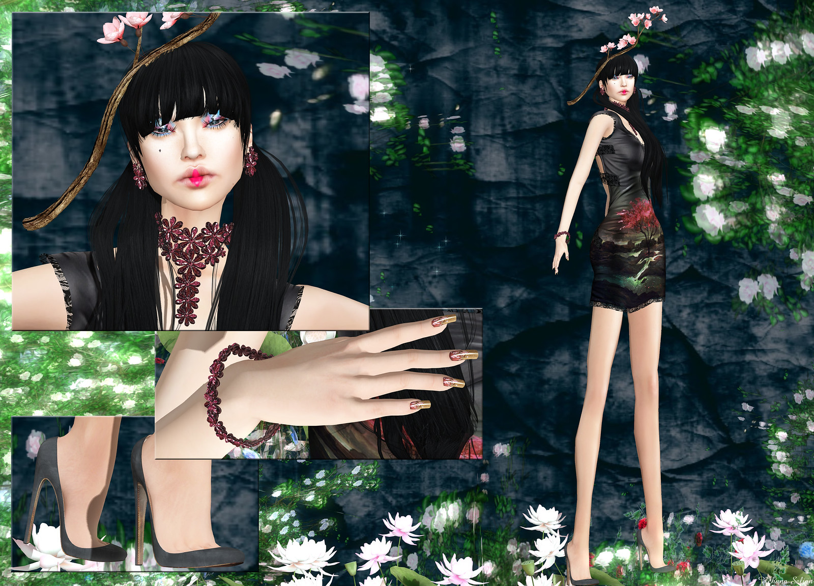 ArisAris - Sakura Collection Dress