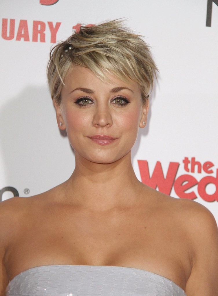 Kaley Cuoco Haircuts 2016 Kaley Cuoco Haircuts And Hairsty Flickr