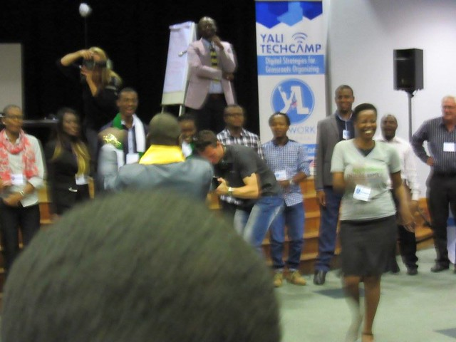 Yali TechCamp Pretoria