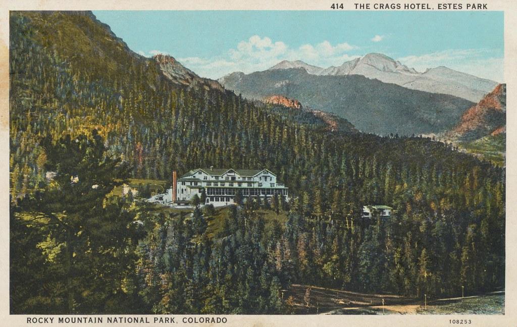 The Crags Hotel - Estes Park, Colorado