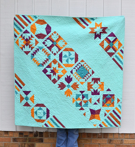 Vice Versa BOM Quilt Finish. | by Jayne ~ Twiggy & Opal