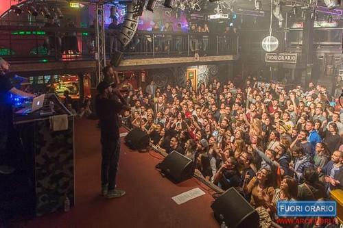 16/01/2015 Boomdabash al Fuori Orario