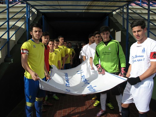 Torneo de Fútbol Solidario Juego Limpio