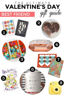 Valentine's Day 2015 Gift Guide | by femmefraiche