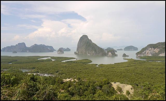 Samet Nangshe Viewpoint - Wow!