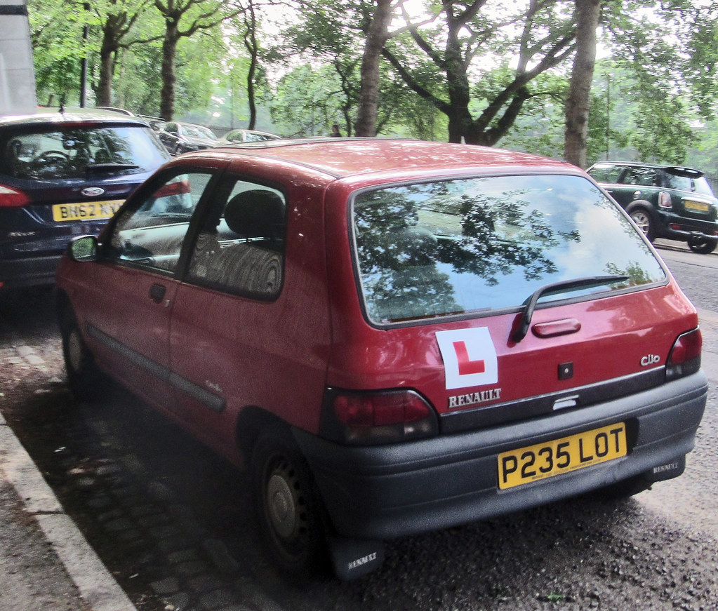 ... 1997 Renault Clio RL Oasis 1.2 | by Yugo Lada
