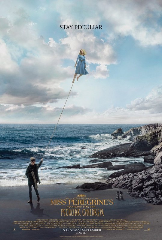 Miss Peregrine's Home for Peculiar Children 3