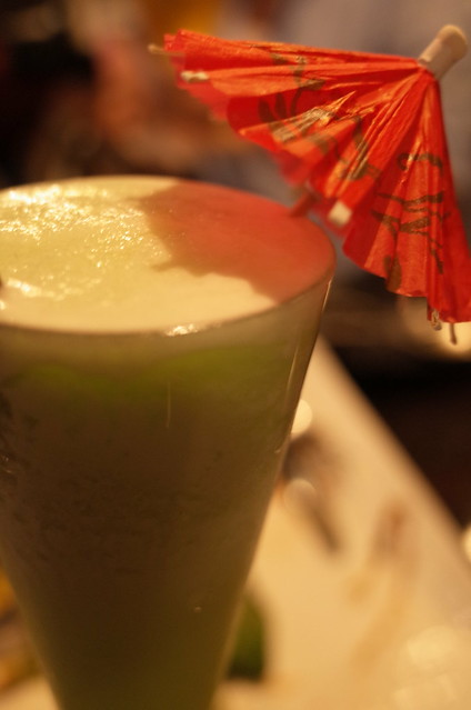 Hawaiian smoothie ハワイアンスムージー