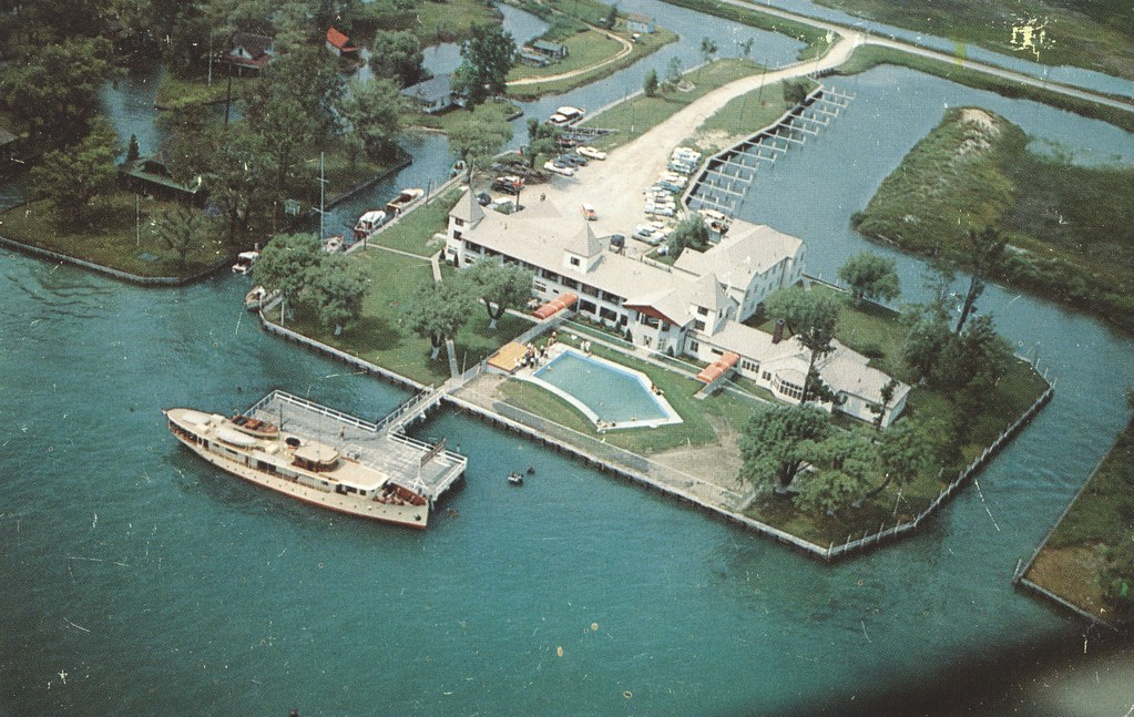 Idle Hour Motel - St. Clair Flats, Michigan