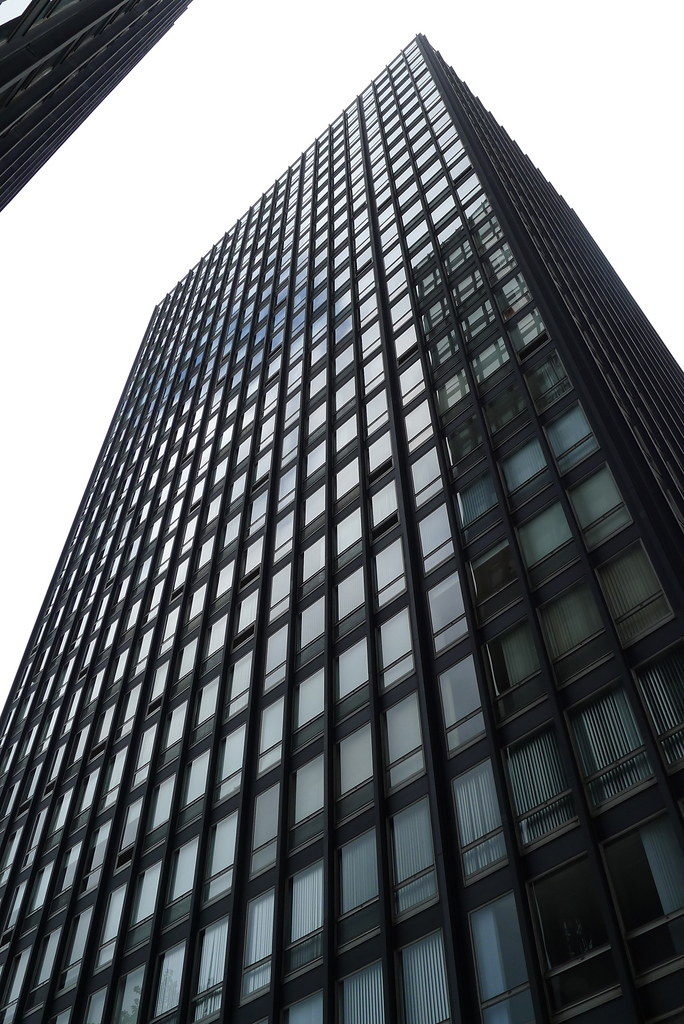 Usa20142 Mies Van Der Rohes Residential Towers Of 860 Flickr