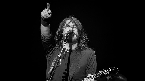 Foo Fighters - Dave Grohl | by Subdive