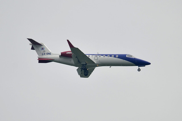 LX-ONE Learjet 45
