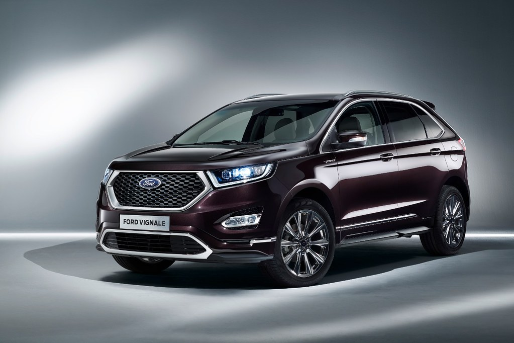 Ford Edge Vignale Press Photo Usa By Five Starr Photos Aussiefordadverts