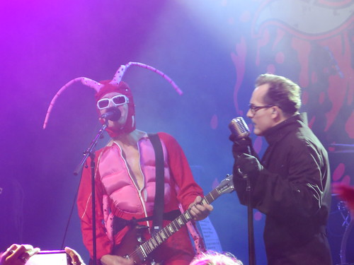 The Damned Dave Vanian David Lett Captain Sensible Mo