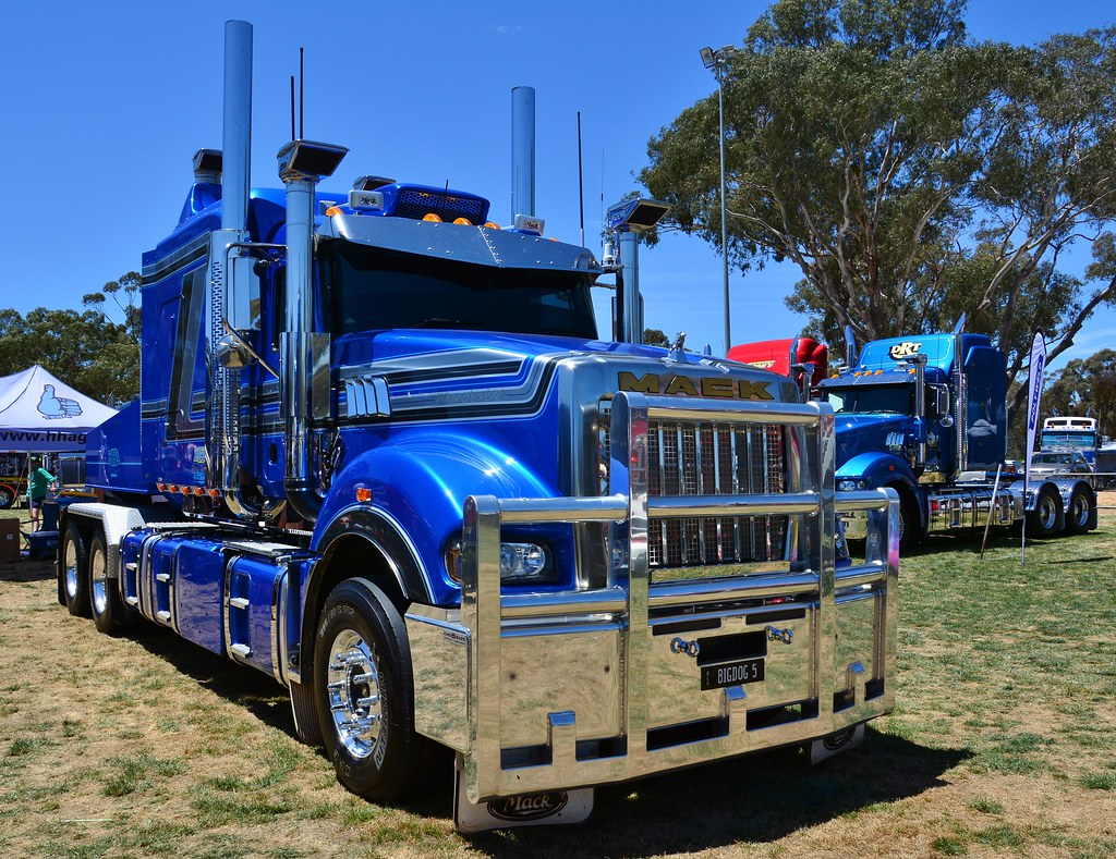 HHA Mack | Castlemaine 2014 | Russell | Flickr