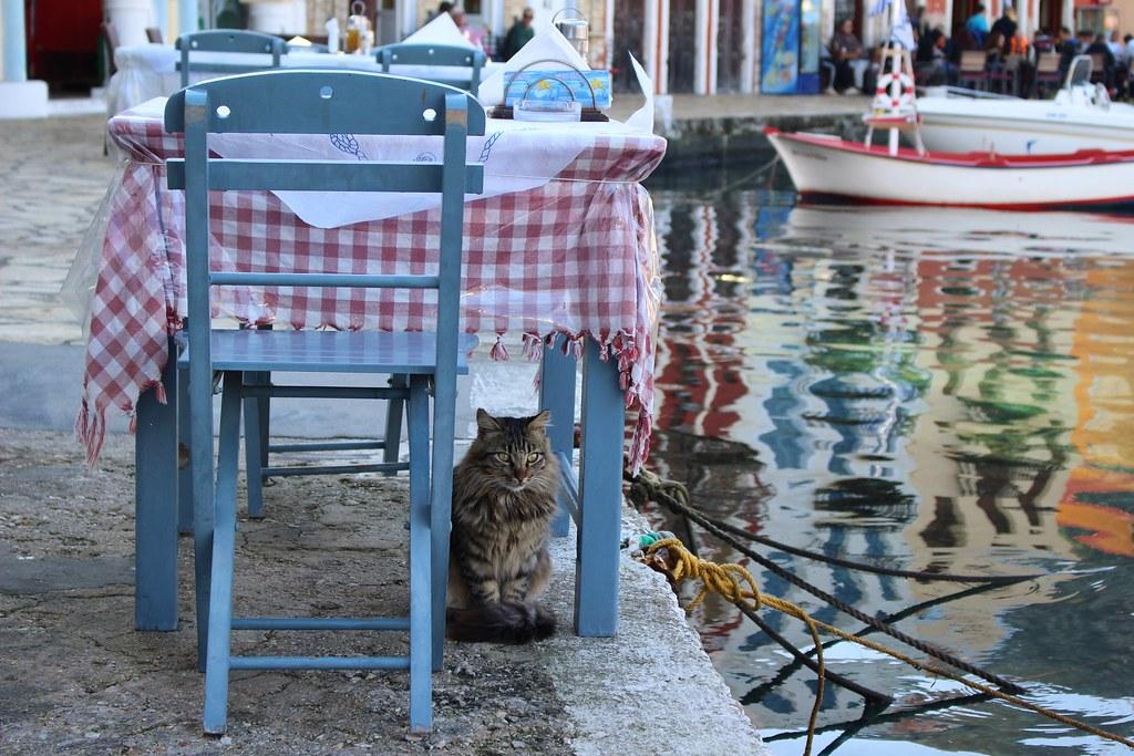 Kastelorizo, kreikka