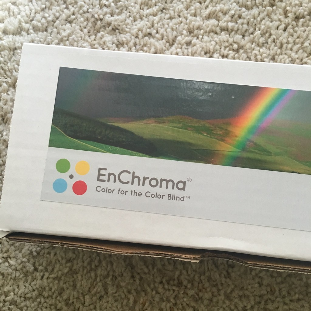 EnChroma Glasses for colorblind