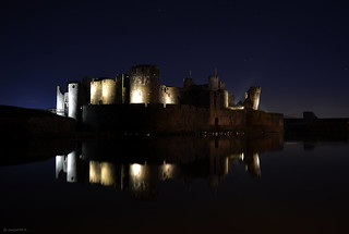 Caerphilly Castle | by Margarita K...