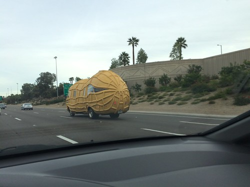 Mr. Peanut mobile | by africankelli