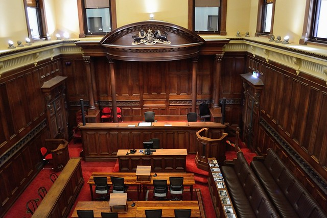 High Court Building, Wellington NZ
