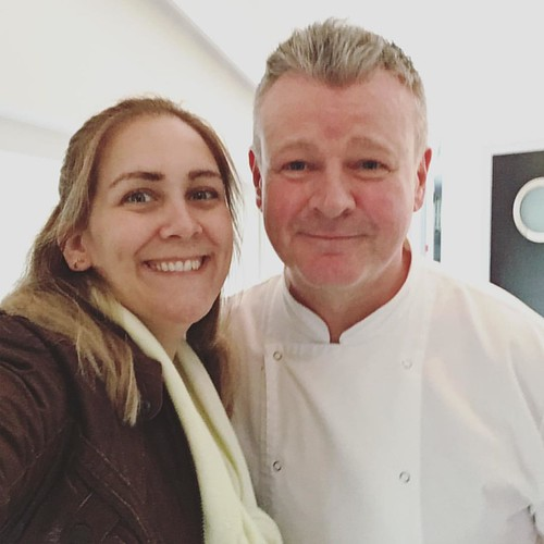 We really need to work on our selfie game @ondineedinburgh but I suspect this was a once-in-a-lifetime occurrence.