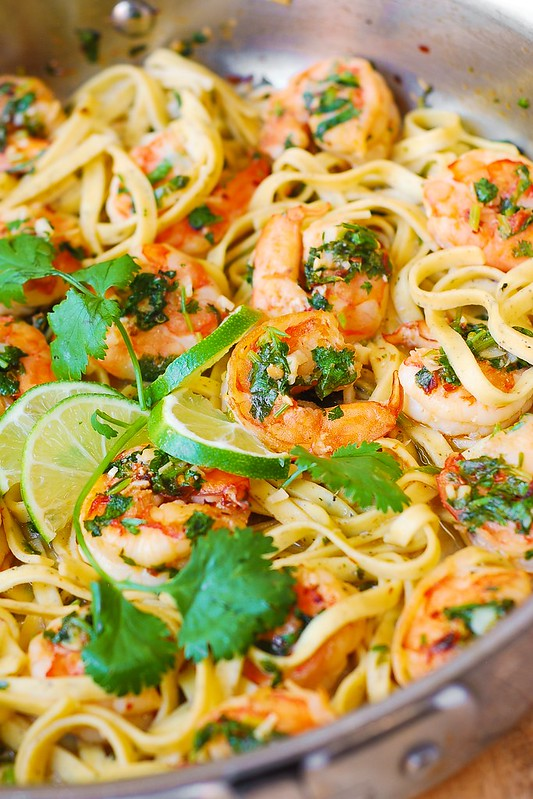 shrimp pasta, summer pasta, pasta dinner, best pasta recipes, easy pasta recipe