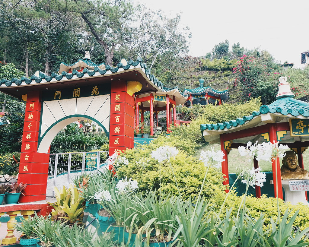 bell chinese church baguio